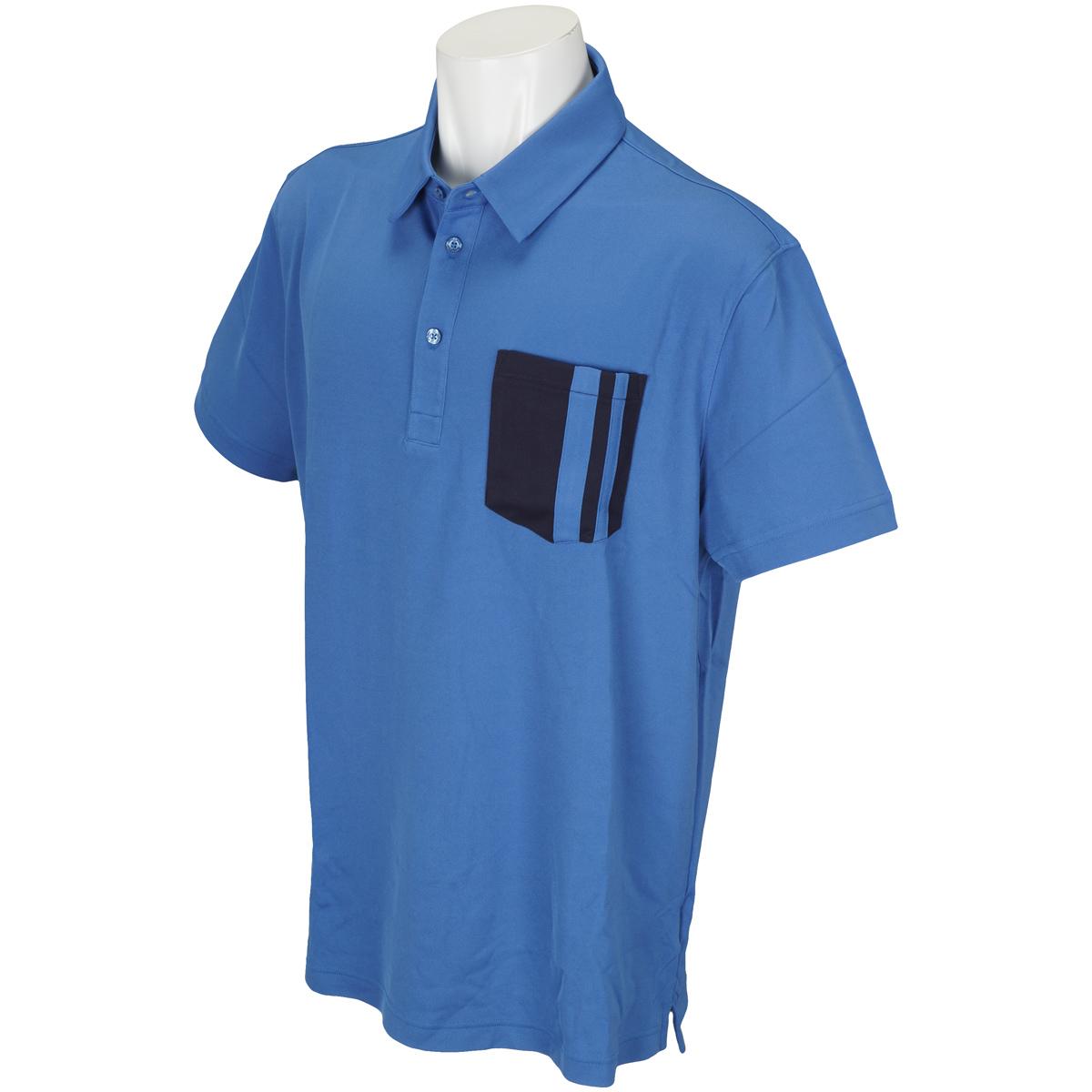 M7B OWEN Reg LUX ピケ 半袖ポロシャツ
