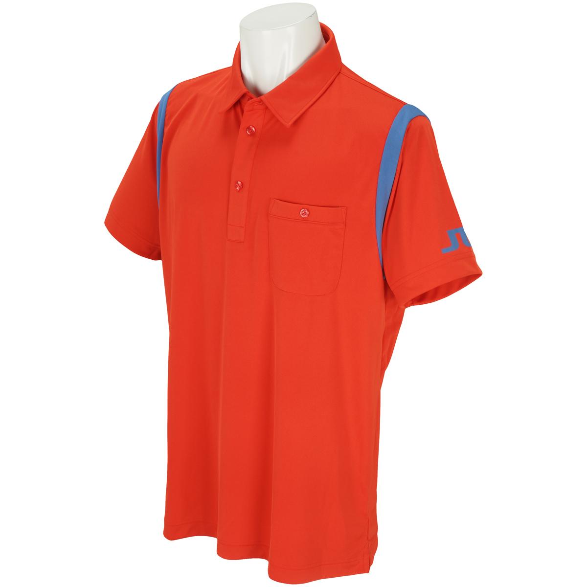 M12B DOLPH スリムフィット TX ジャージー 半袖ポロシャツ