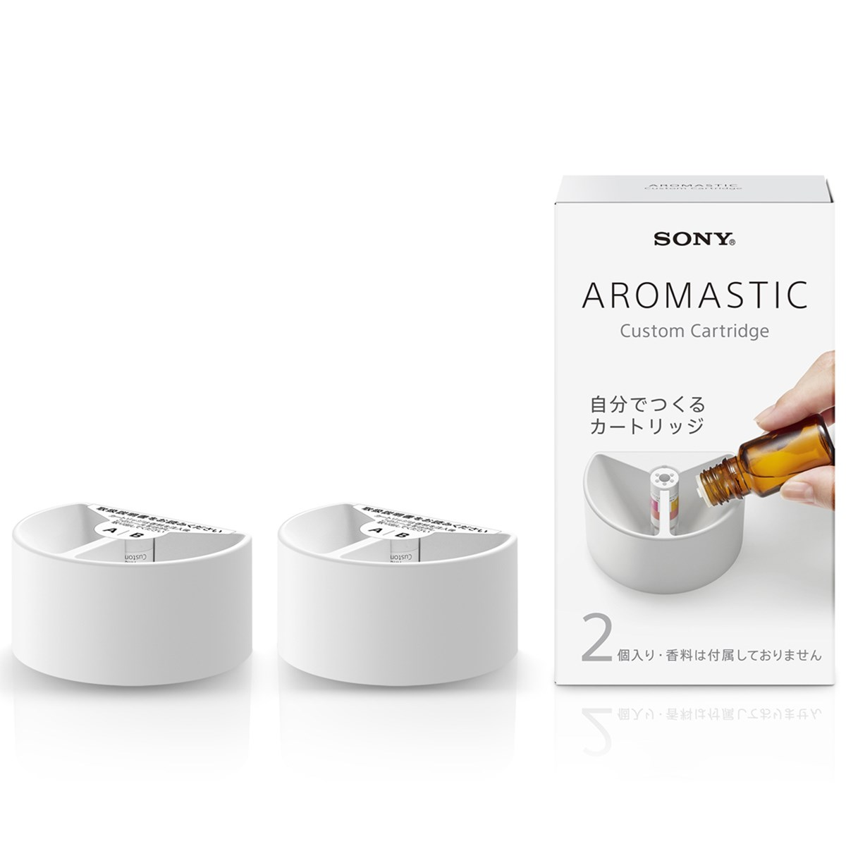 ソニー・コンピュータエンタテインメント AROMASTIC カスタムカートリッジ