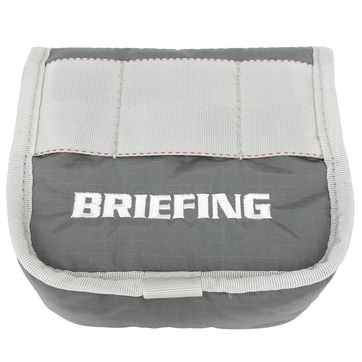 ブリーフィング BRIEFING パターカバー ライトグレー