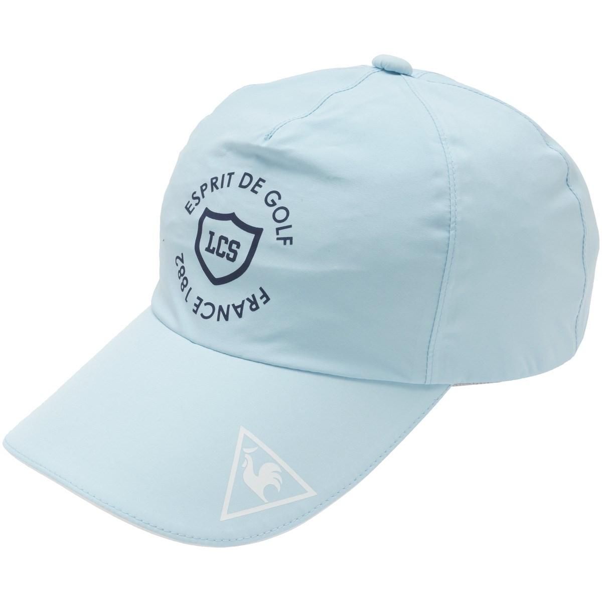 ルコックゴルフ Le coq sportif GOLF レインキャップ フリー ブルー 00 レディス
