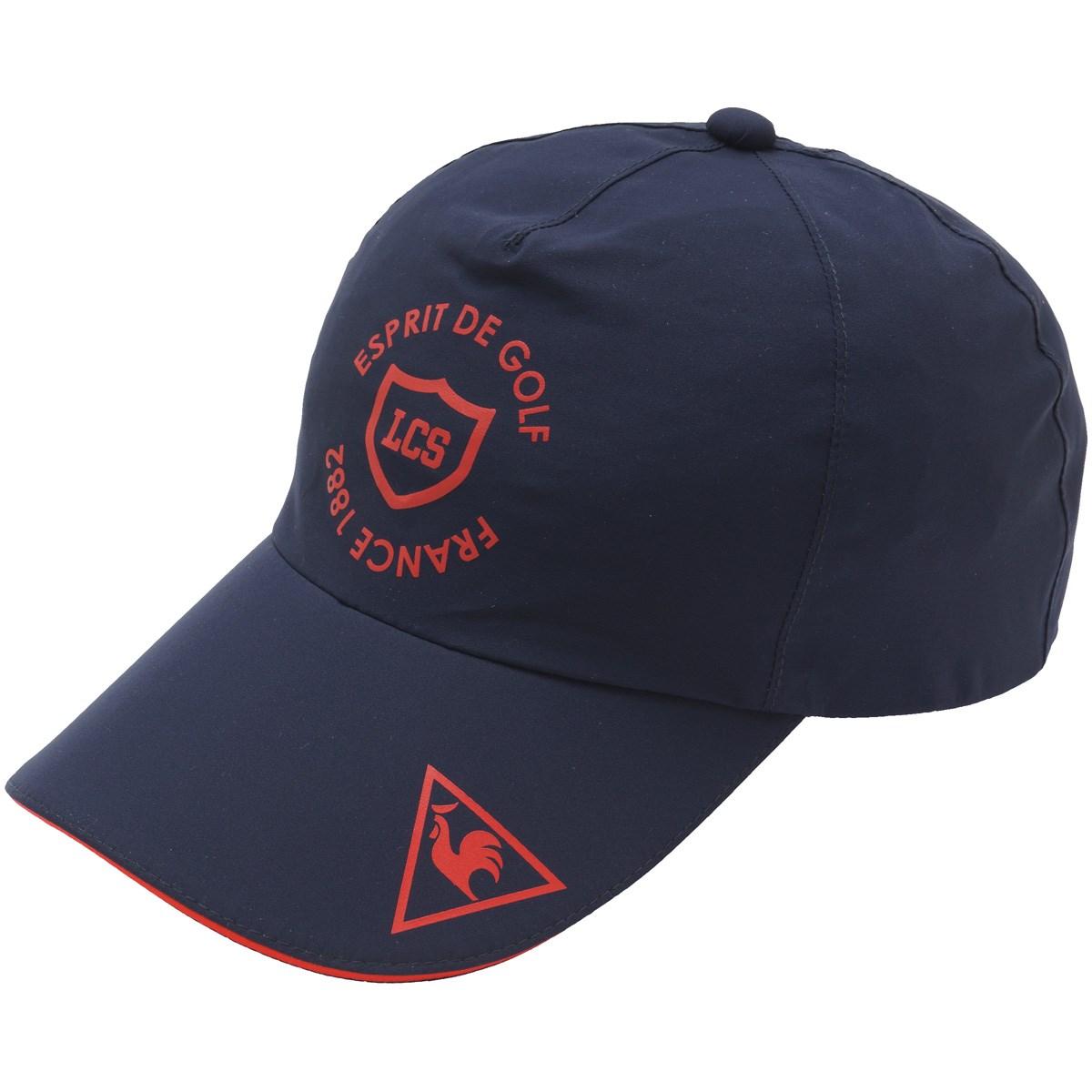 ルコックゴルフ Le coq sportif GOLF レインキャップ フリー ネイビー 00 レディス