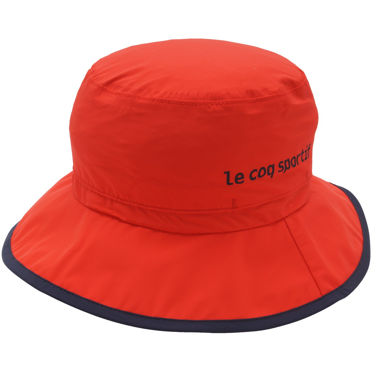 ルコックゴルフ Le coq sportif GOLF レインハット フリー レッド 00 レディス