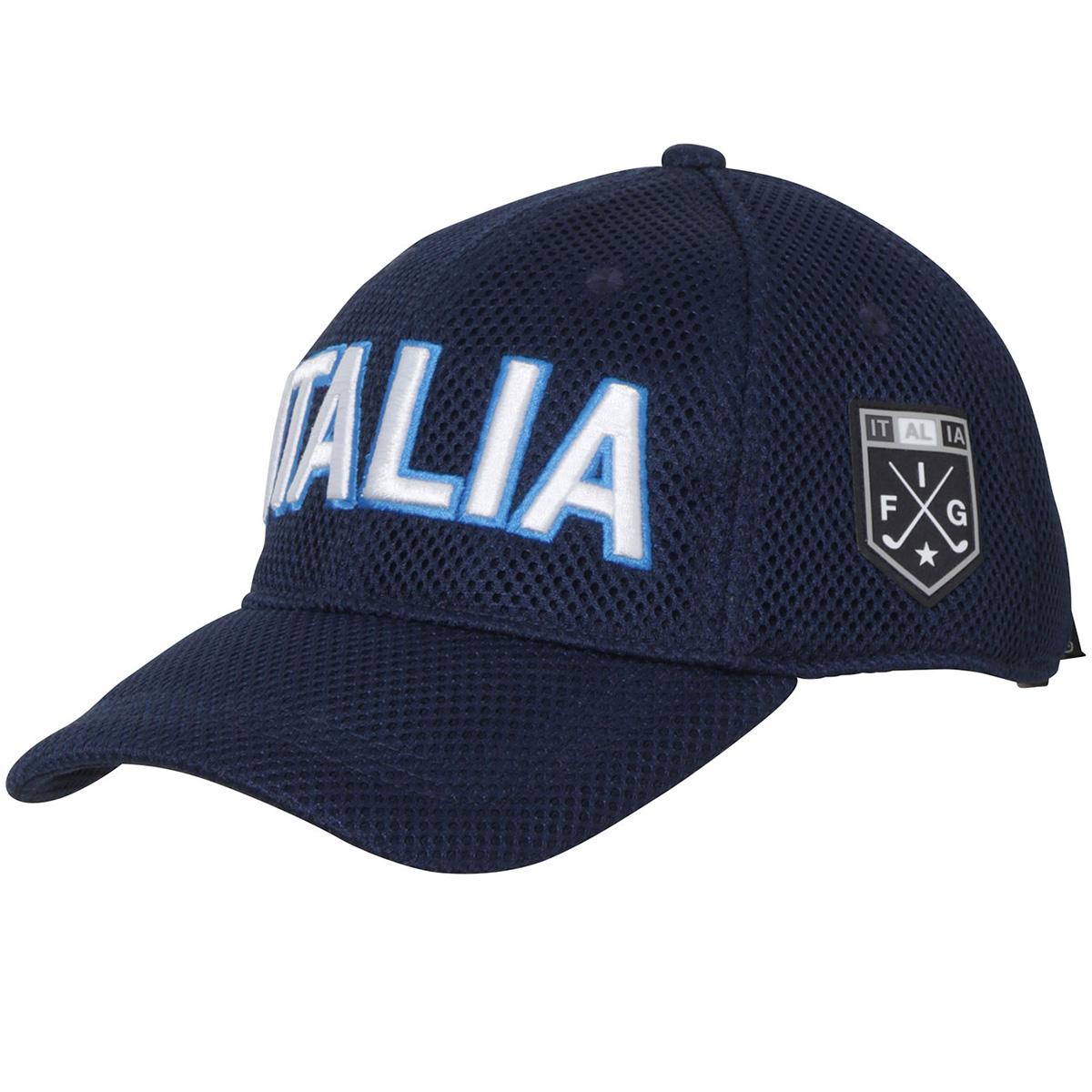 ITALIAロゴキャップ