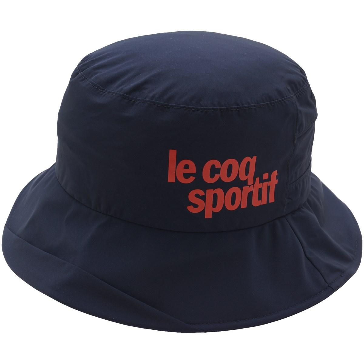 [2019年モデル] ルコックゴルフ Le coq sportif GOLF レインハット ネイビー 00 メンズ ゴルフウェア