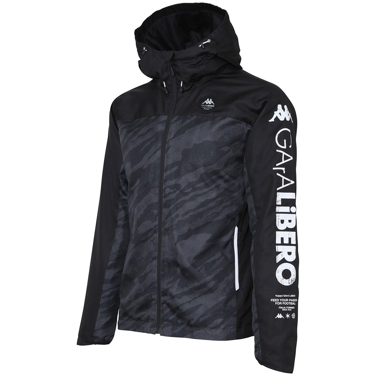 カッパ GArA LiBERO ストレッチウィンドジャケット