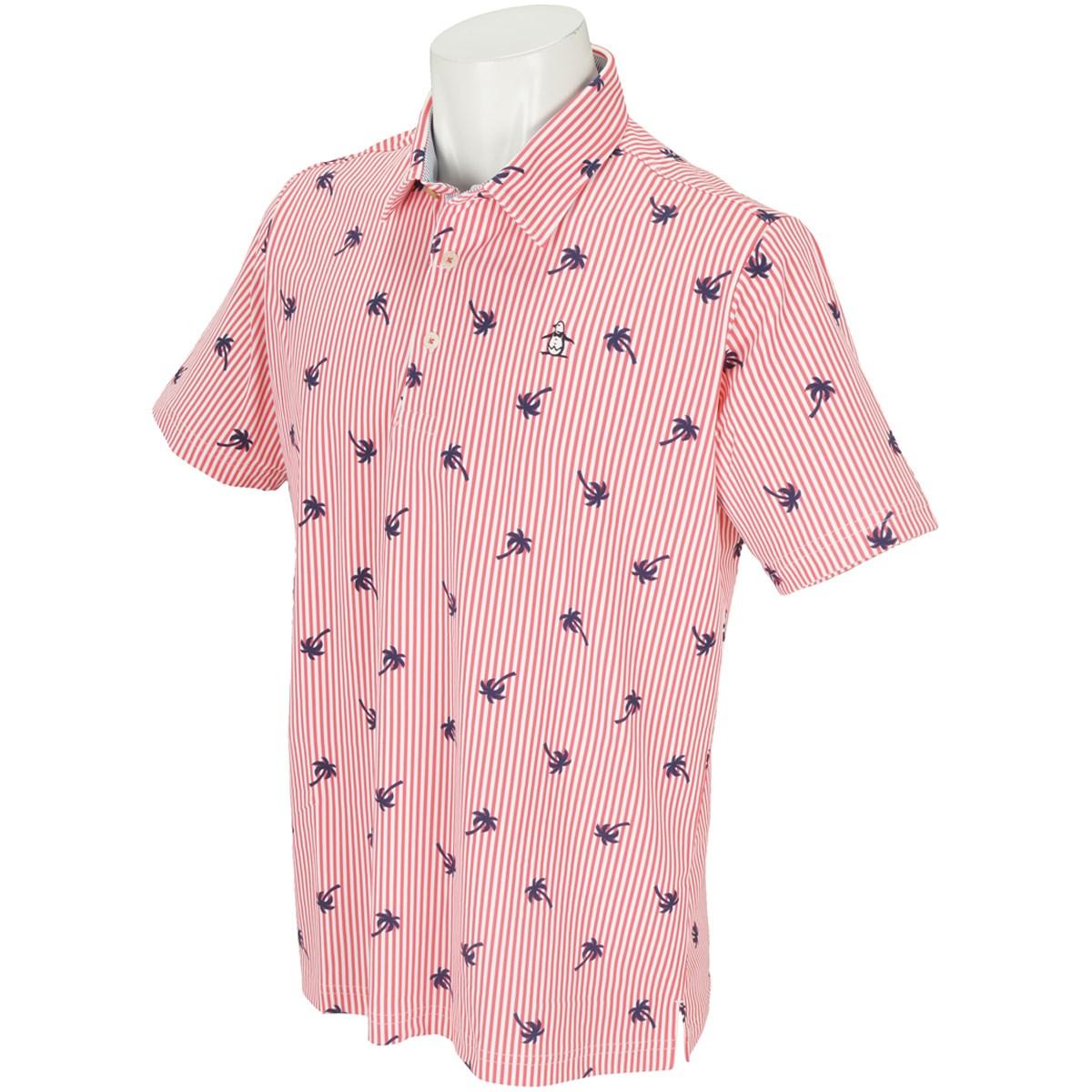 マンシングウェア 半袖ニットポロシャツ