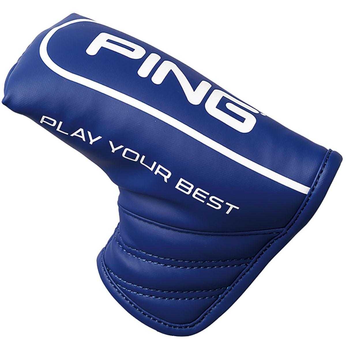 [2019年モデル] ピン PING パターカバー ブルー メンズ ゴルフ