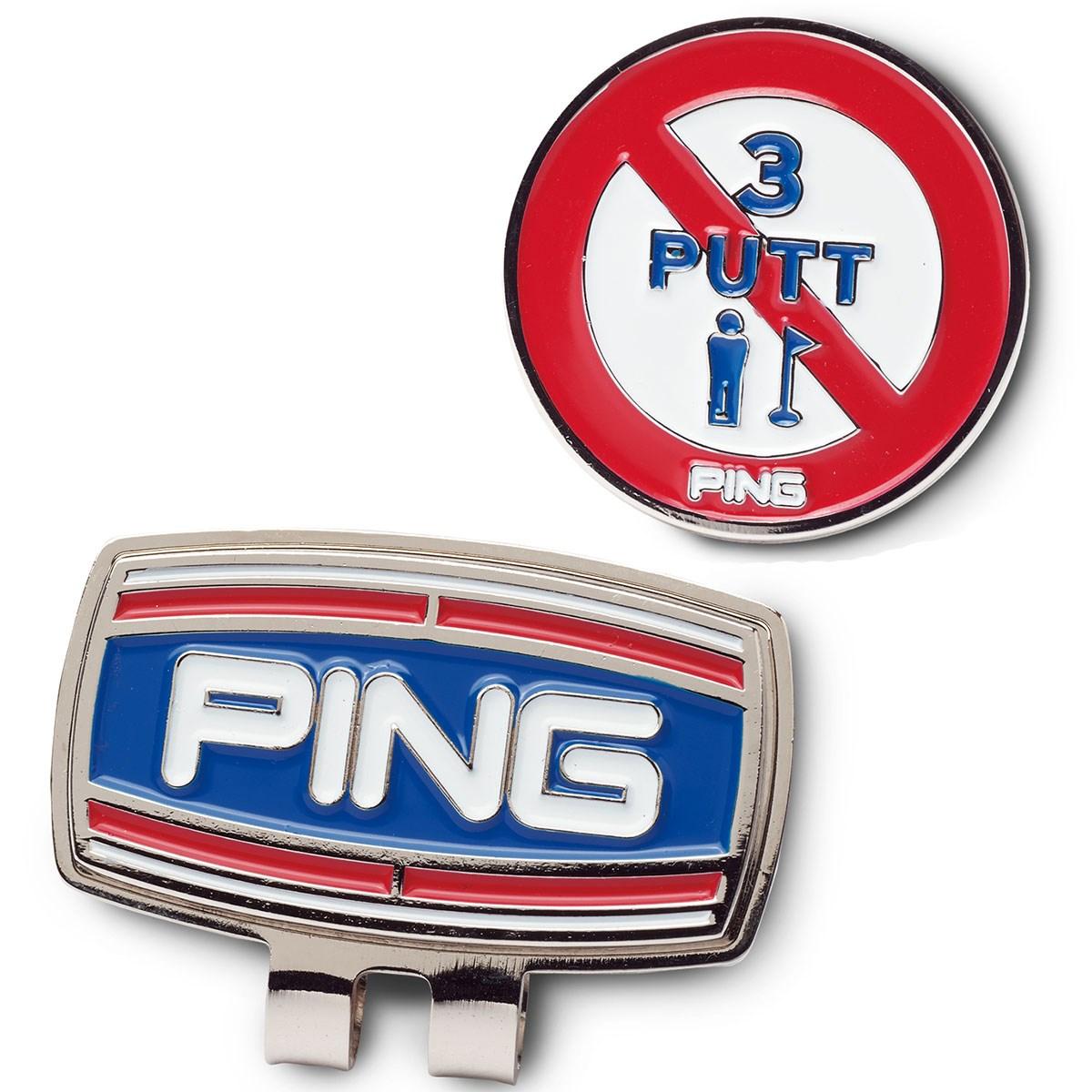 ピン(PING) NO3パットマーカー