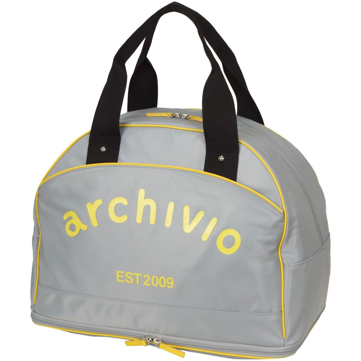 アルチビオ(archivio) ボストンバッグ