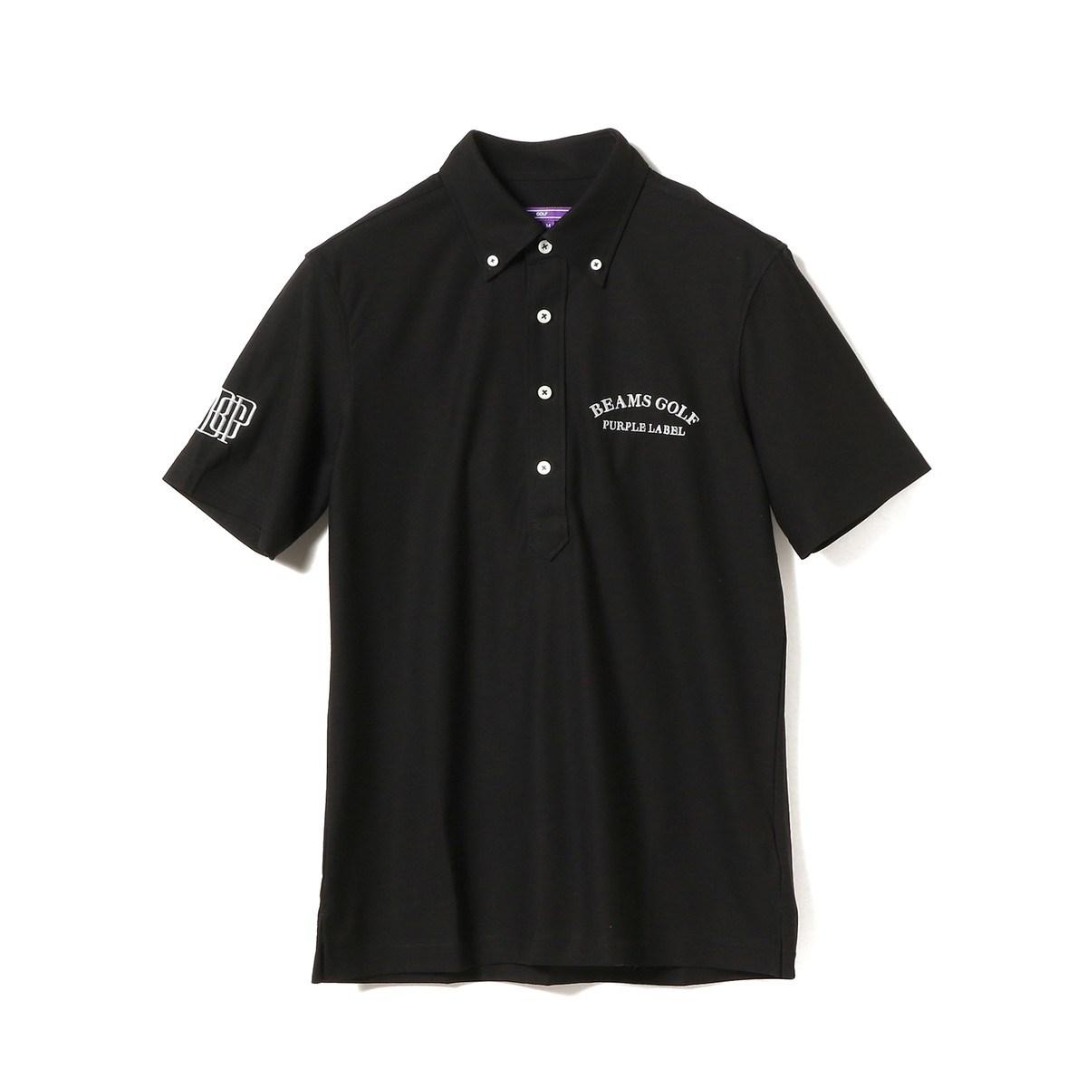 ビームスゴルフ BEAMS GOLF PURPLE LABEL BGP ボタンダウン 半袖ポロシャツ