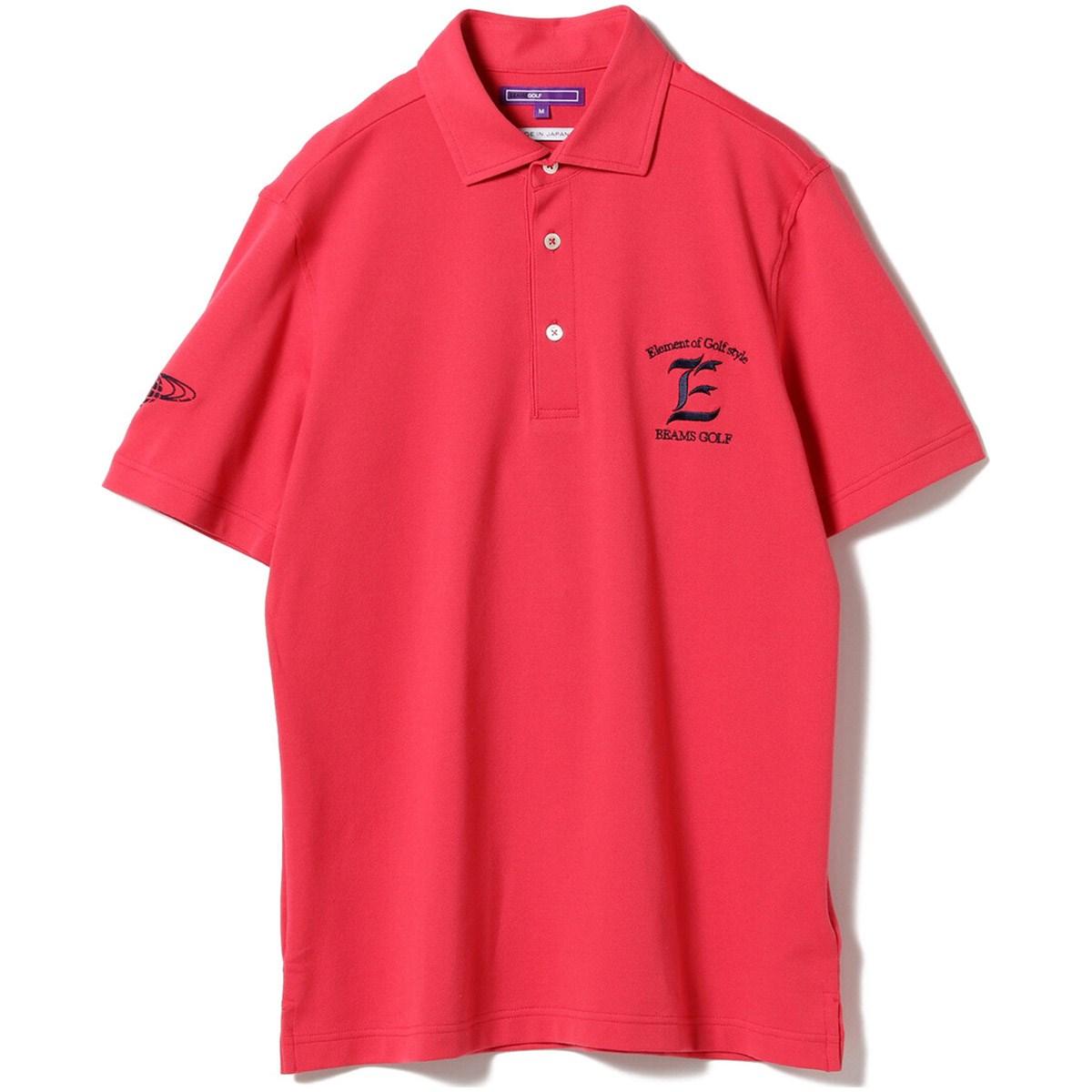 ビームスゴルフ BEAMS GOLF PURPLE LABEL ELEMENT 半袖ポロシャツ