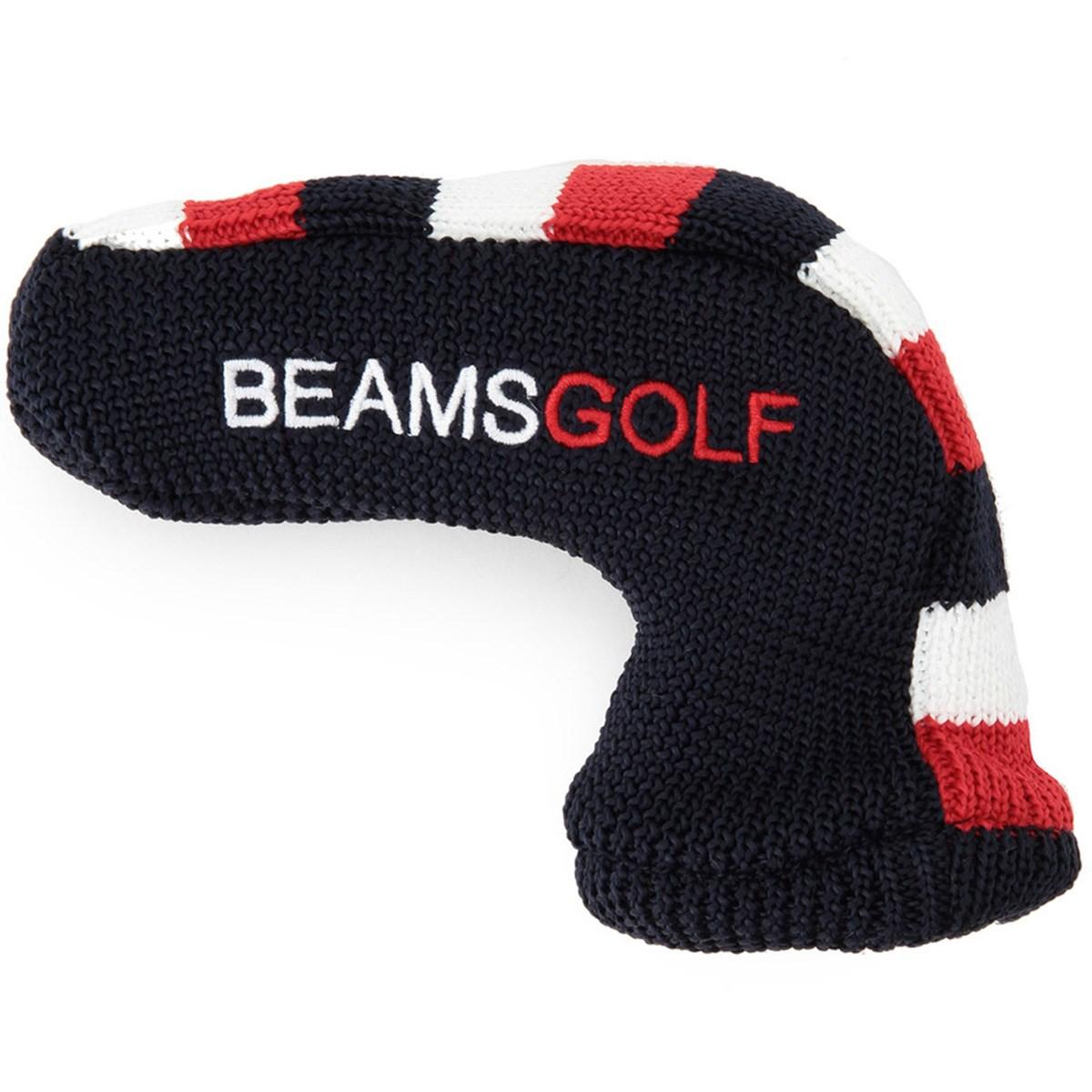 ビームスゴルフ BEAMS GOLF ニットパターカバー