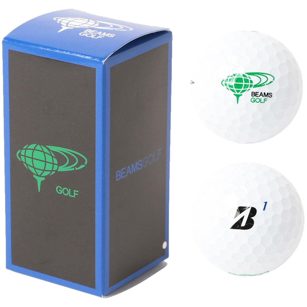 ビームスゴルフ BRIDGESTONE GOLF×BEAMS GOLF Tour B XS ゴルフボール