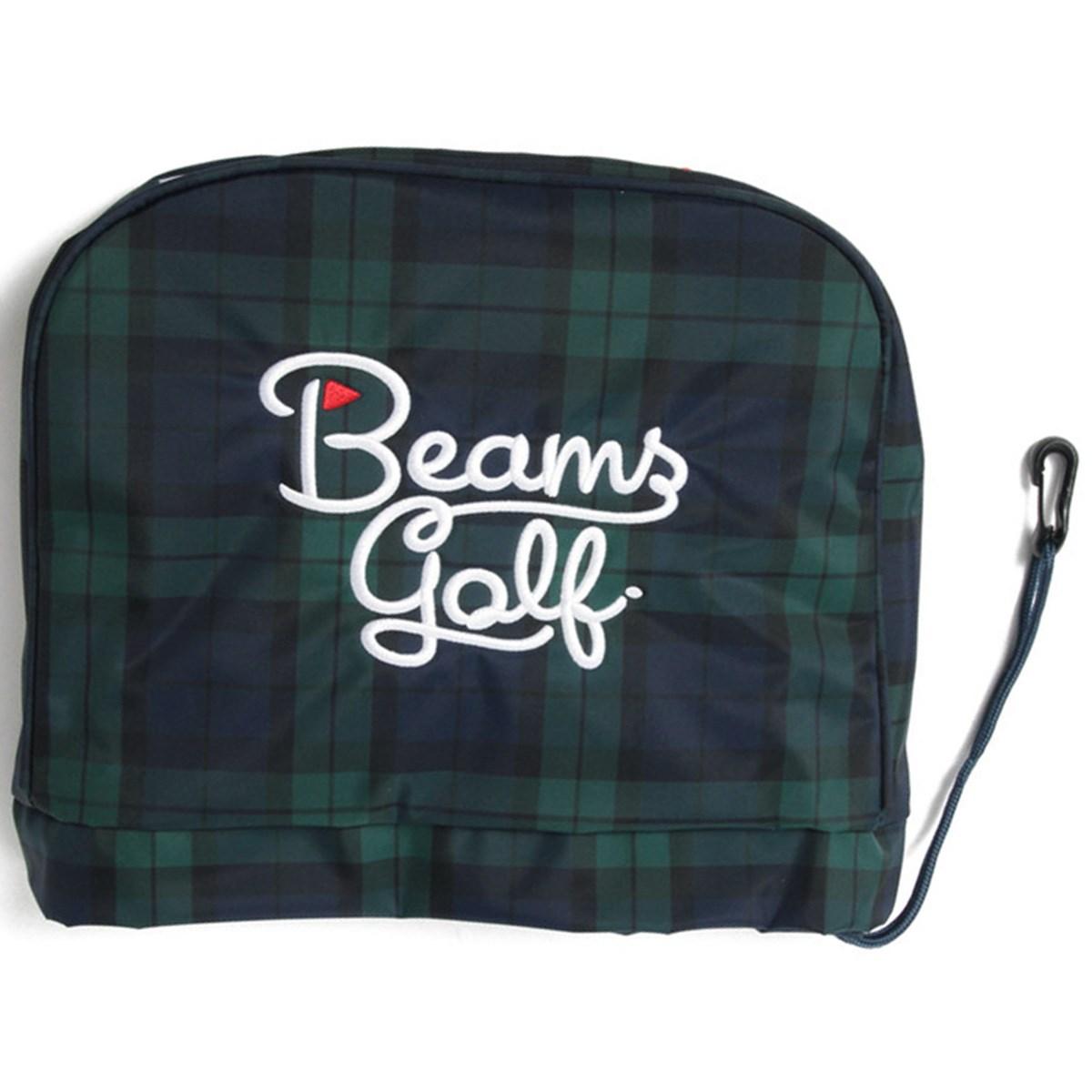 ビームスゴルフ BEAMS GOLF ブラックウォッチ アイアンカバー