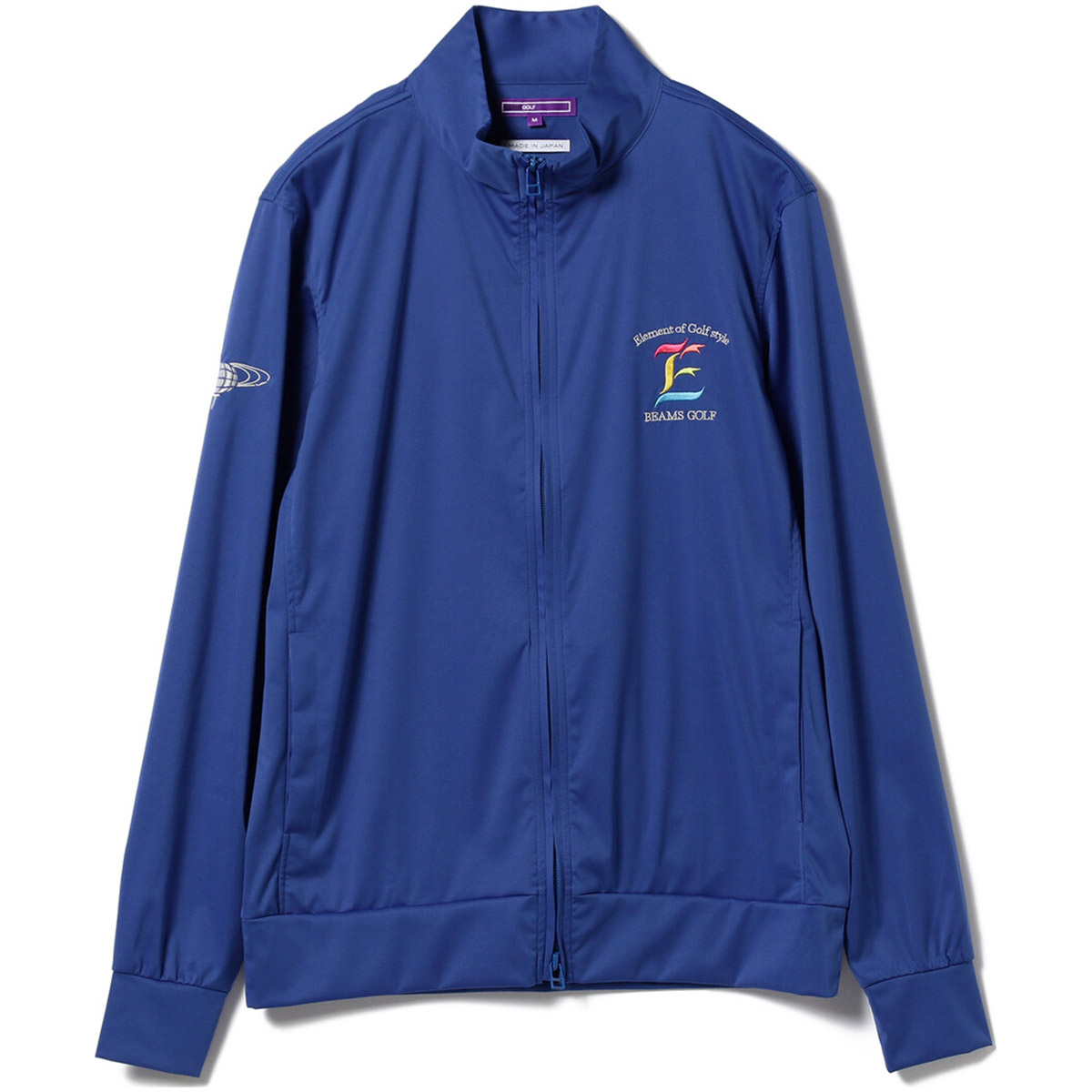 BEAMS GOLF PURPLE LABEL ELEMENT エアシャット ブルゾン