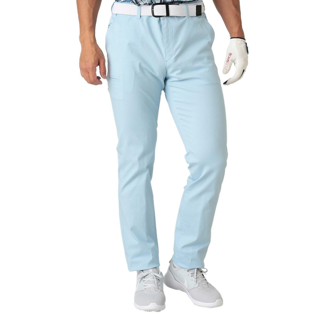 ビームスゴルフ BEAMS GOLF ORANGE LABEL ツアー ロゴ パンツ