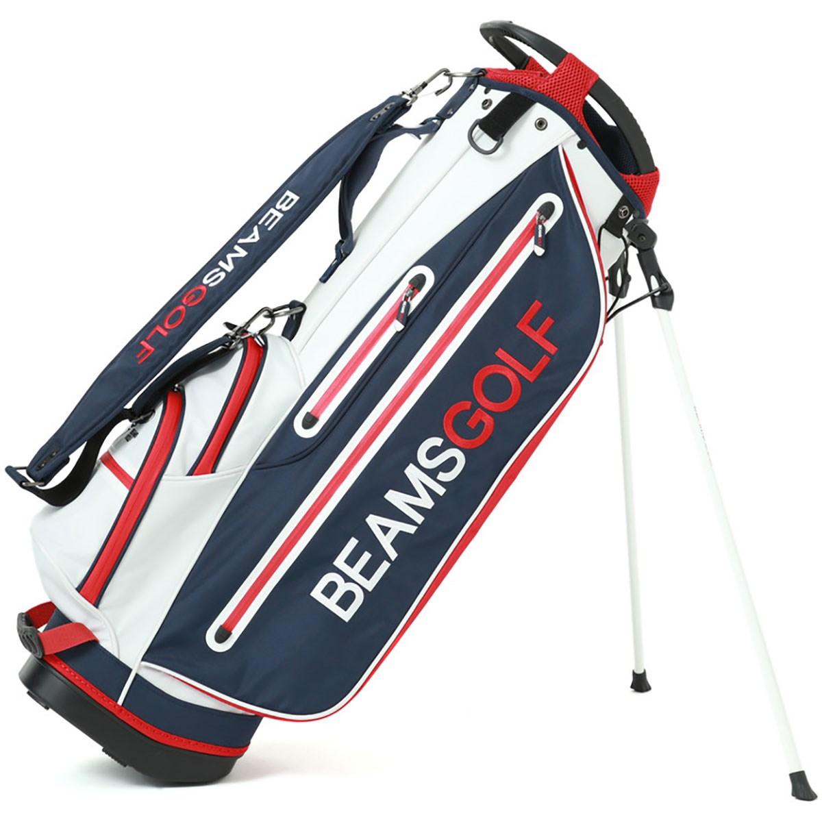 ビームスゴルフ BEAMS GOLF スタンドキャディバッグ 4