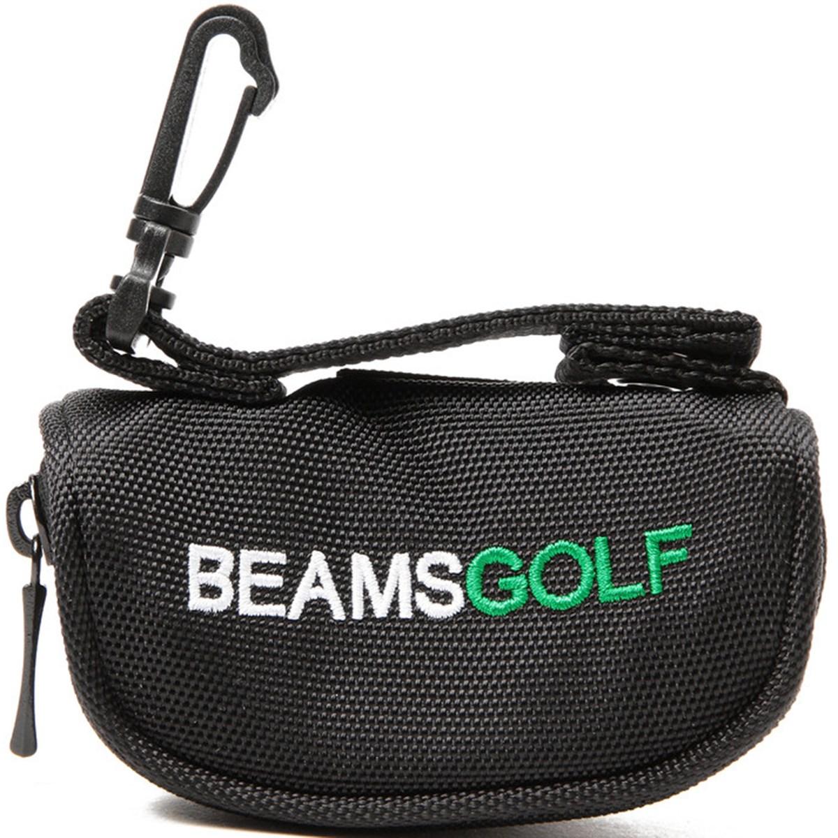 [2019年モデル] ビームスゴルフ BEAMS GOLF BEAMS GOLF ボールケース ブラック 19 メンズ