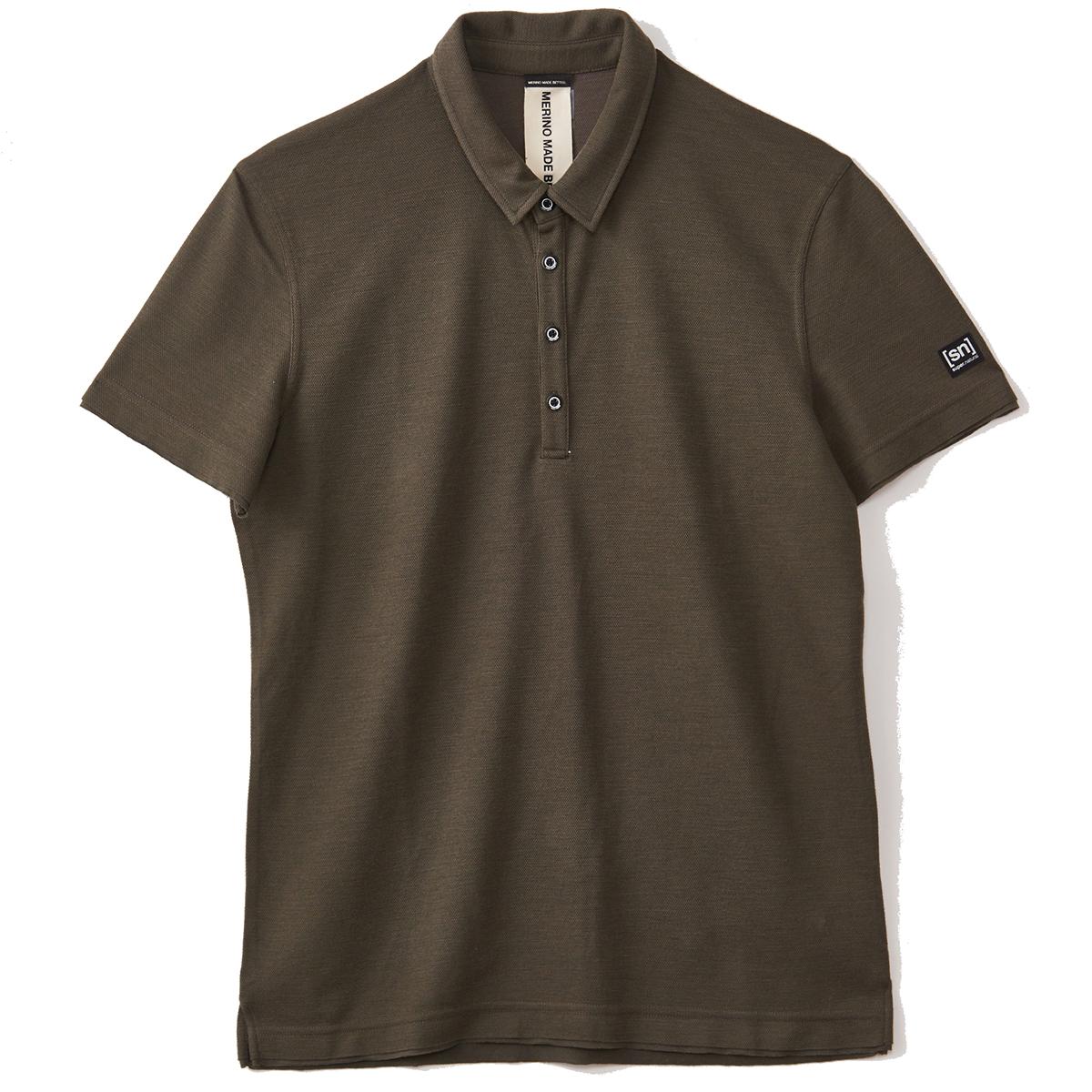 Piquet 半袖ポロシャツ