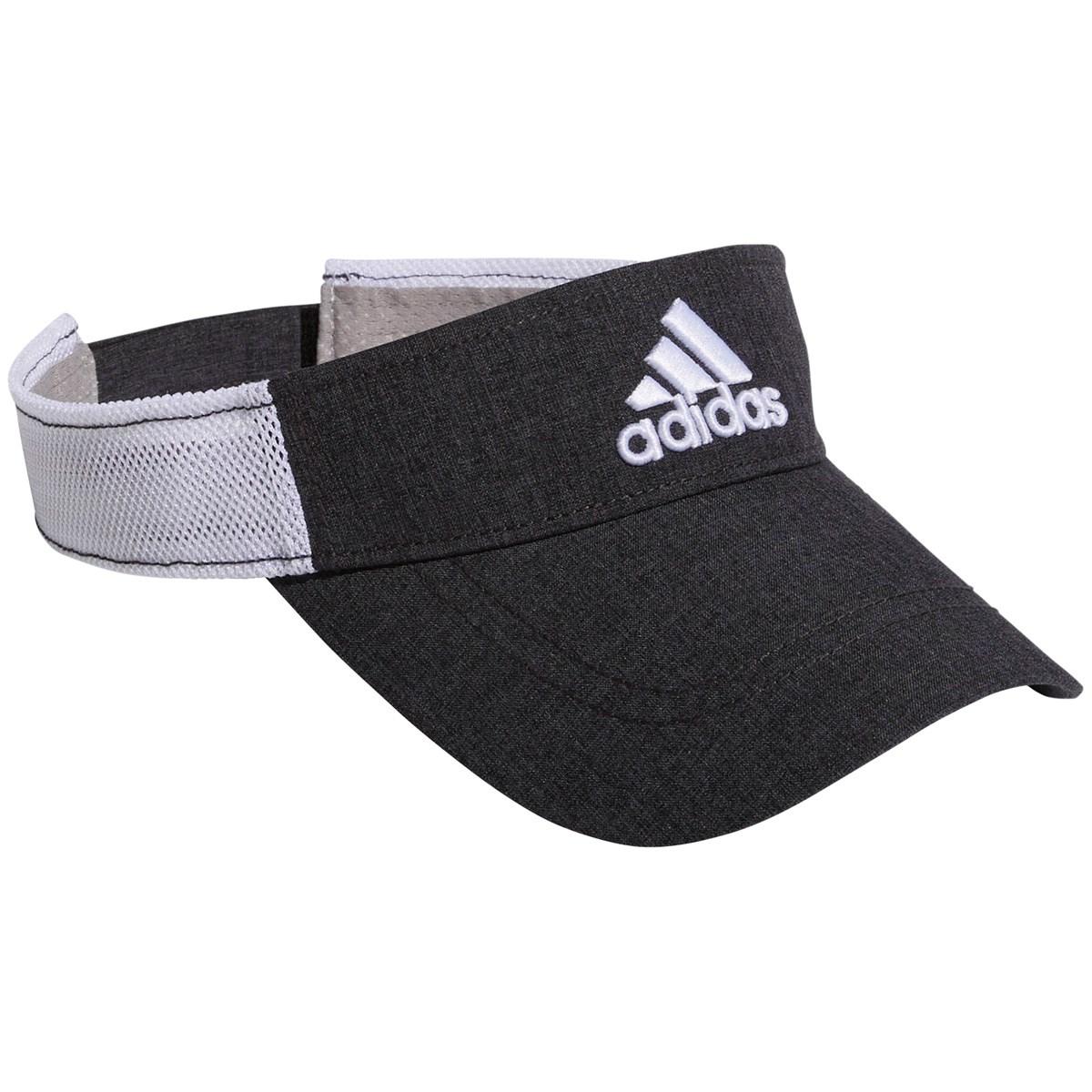 アディダス(adidas) ロゴメッシュサンバイザー