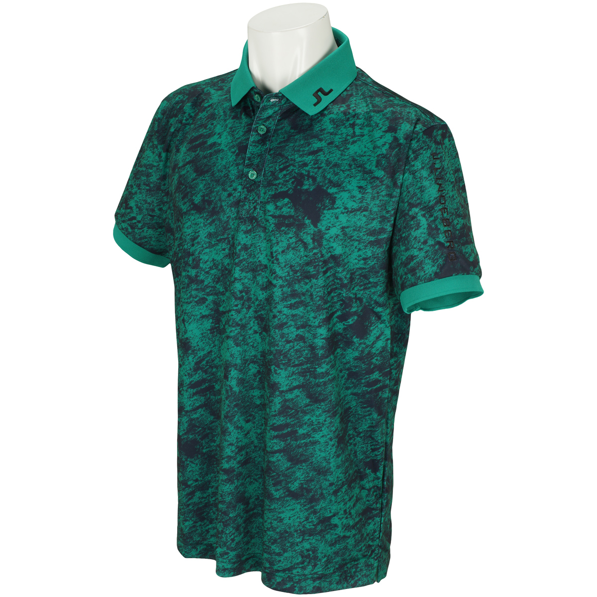 M9B M TOUR TECH SLIM CAMOU PRINT 半袖ポロシャツ