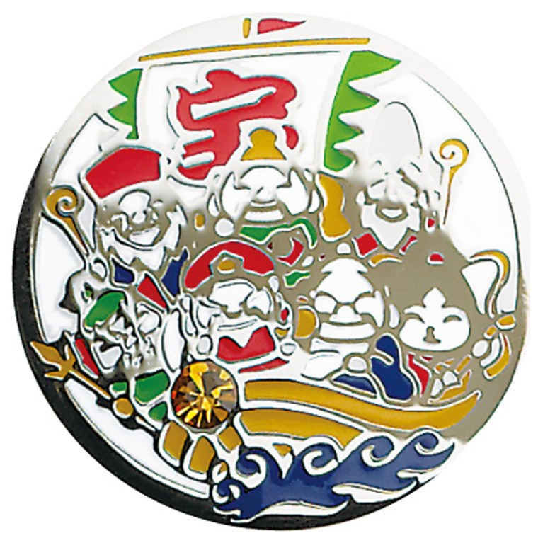 WINWIN STYLE ウィンウィンスタイル メガマーカー 100 七福神