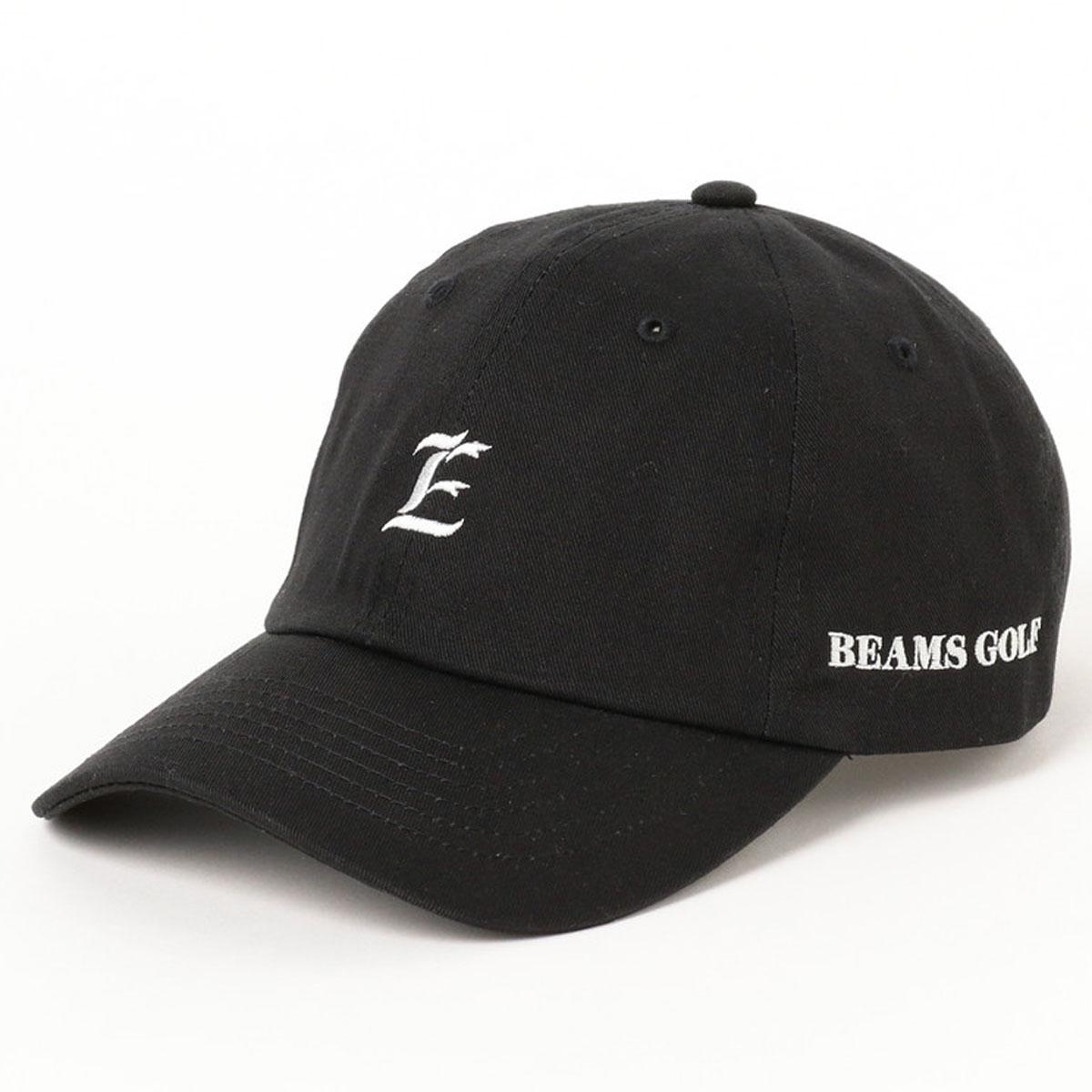 BEAMS GOLF シーズンロゴ キャップ 19SS