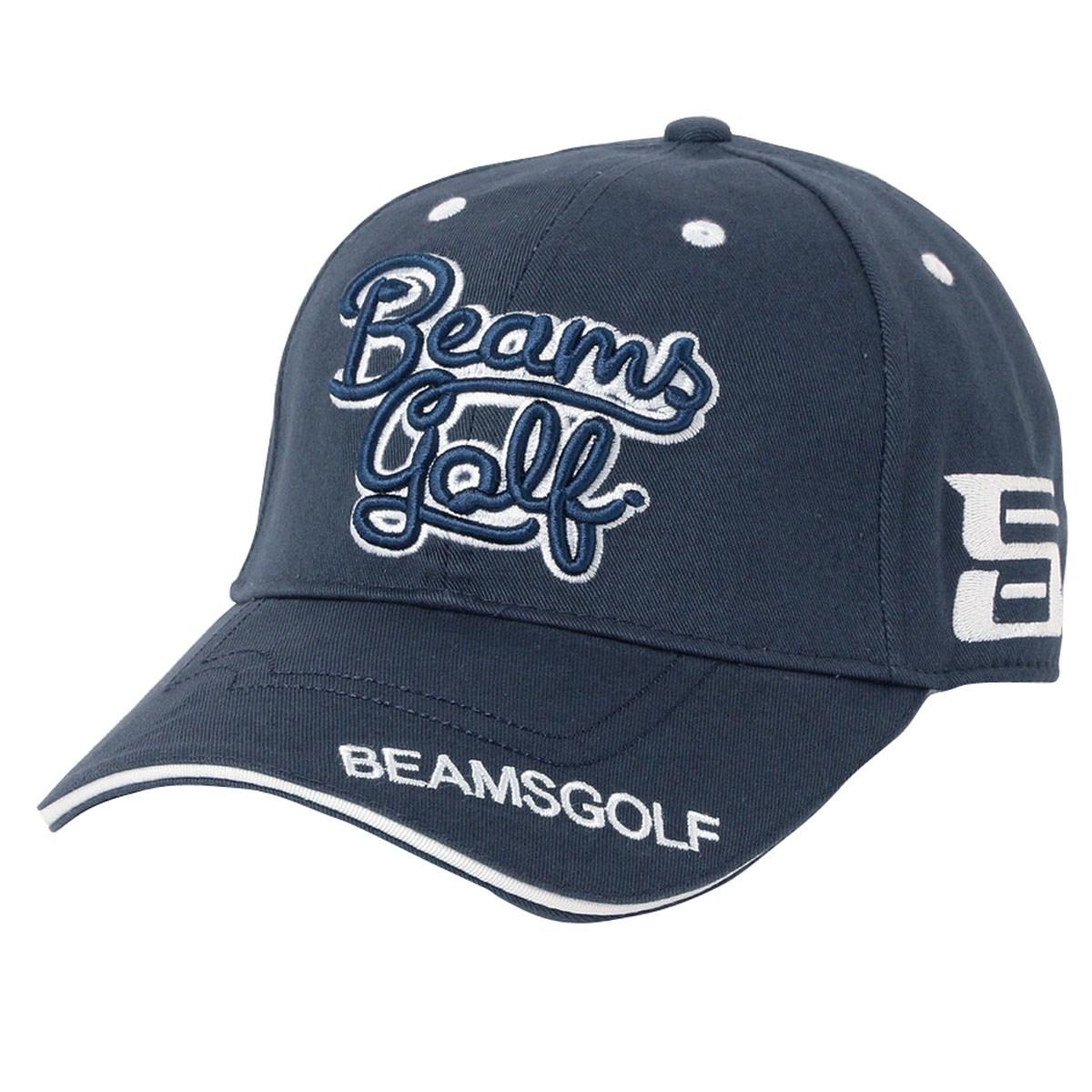 ビームスゴルフ BEAMS GOLF スクリプト CAP 2019SS