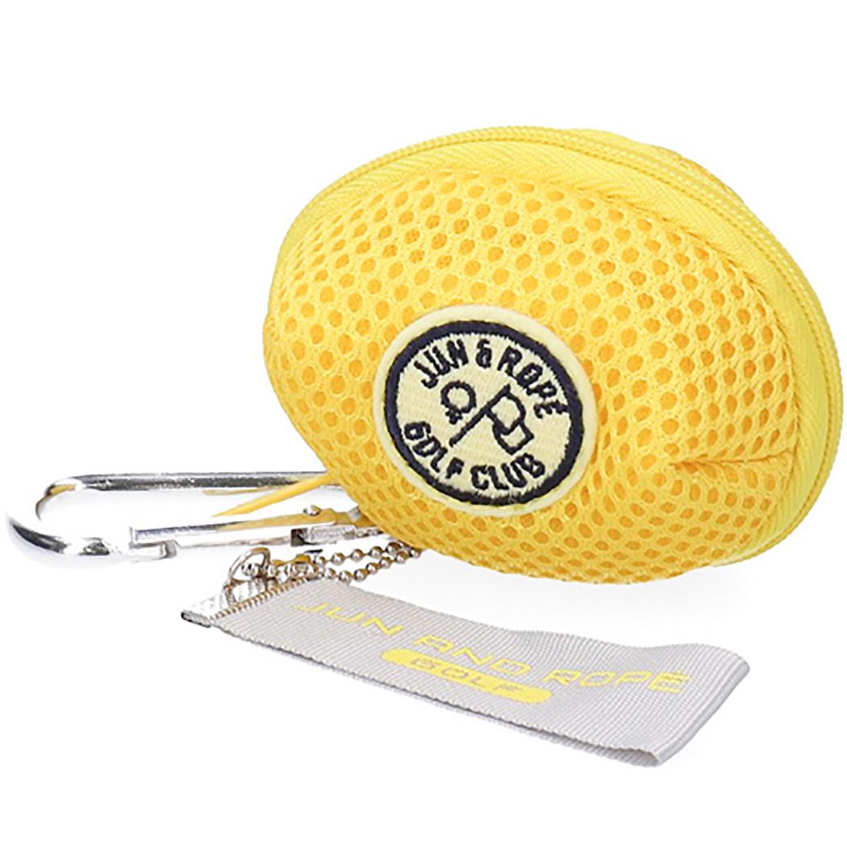 カラーメッシュ ボールポーチ