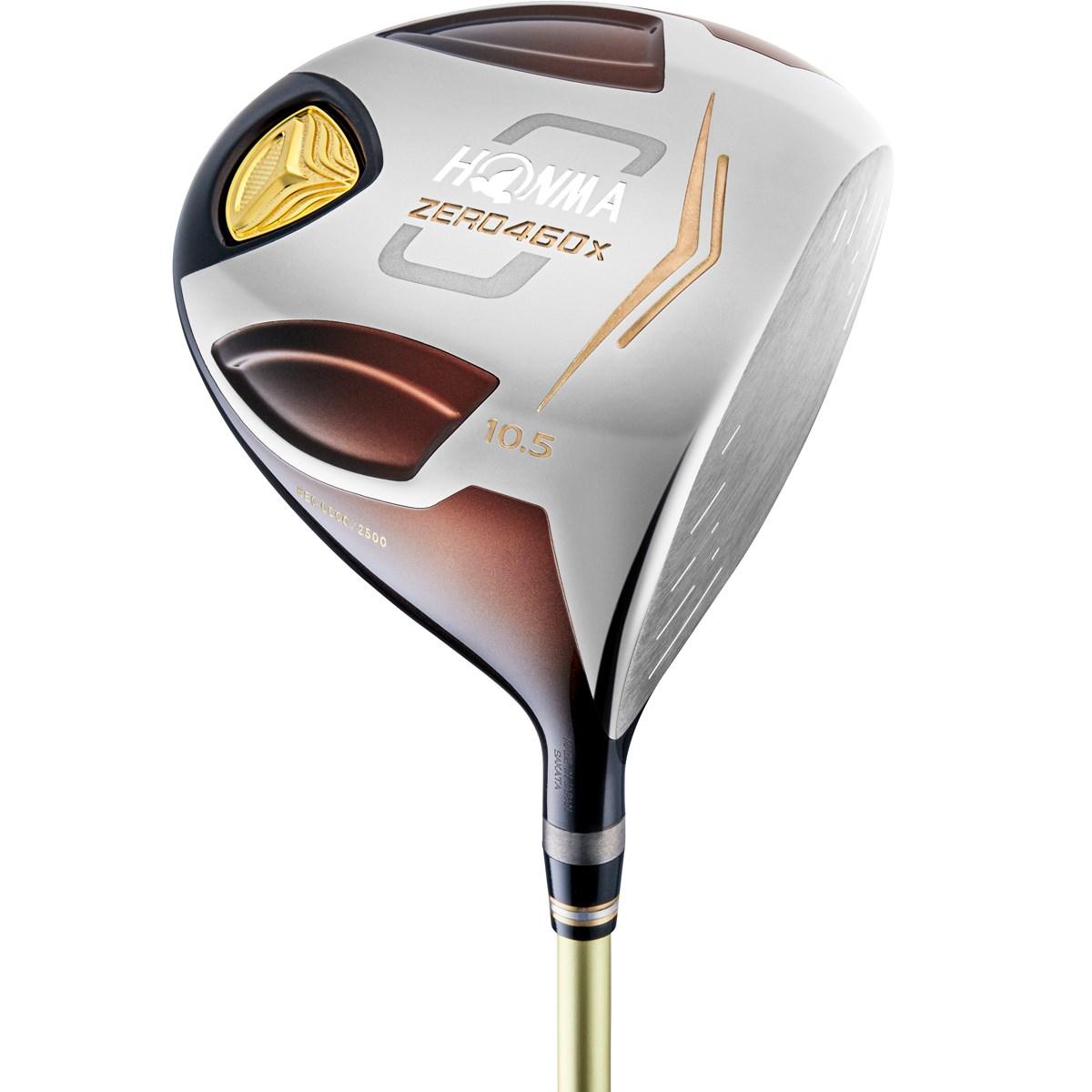 本間ゴルフ(HONMA GOLF) ゼロ460x ドライバー ARMRQ X 47 2S 高反発モデル【ルール非適合】