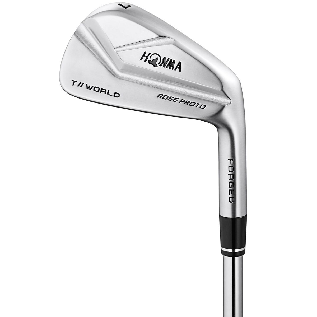 本間ゴルフ(HONMA GOLF) ツアーワールド TW-MB ROSE PROTO アイアン(6本セット) ダイナミックゴールド