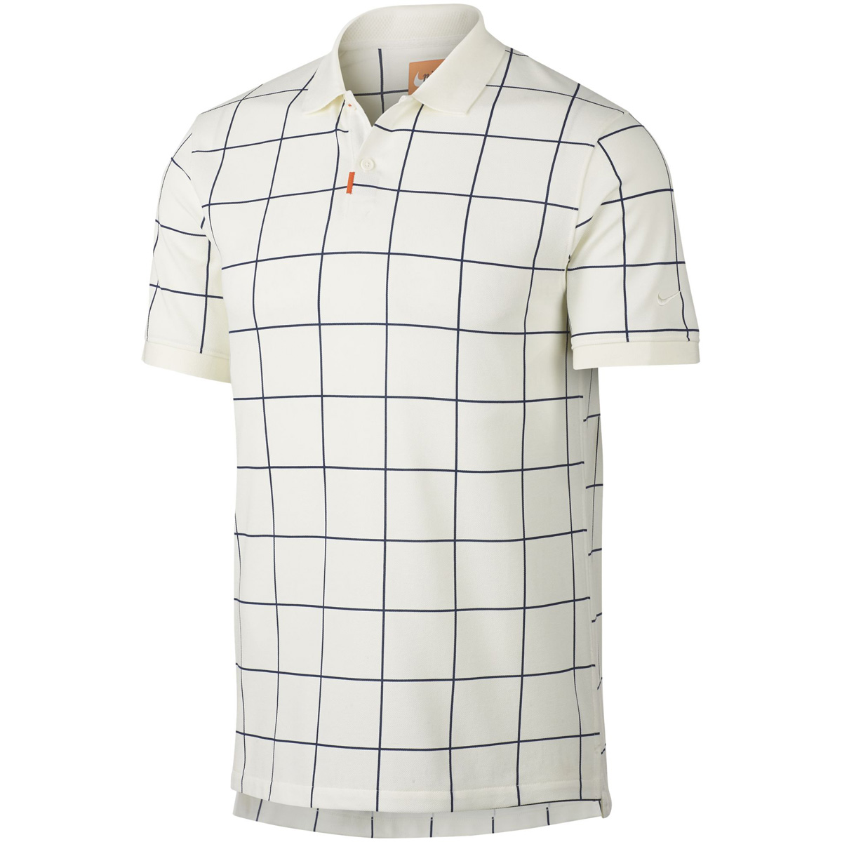 THE ゴルフ グリッド 半袖ポロシャツ