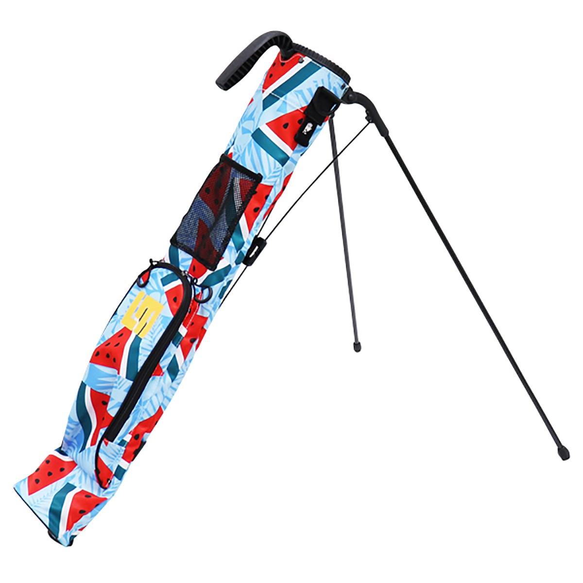 ラウドマウスゴルフ Loud Mouth Golf スタンドクラブケース メロン 134
