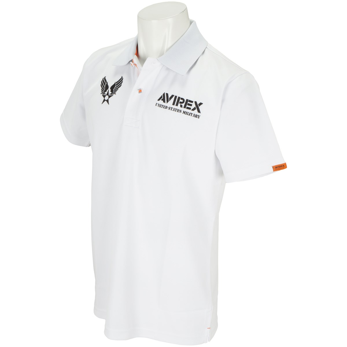 アビレックス ゴルフ GDO限定 半袖ポロシャツ