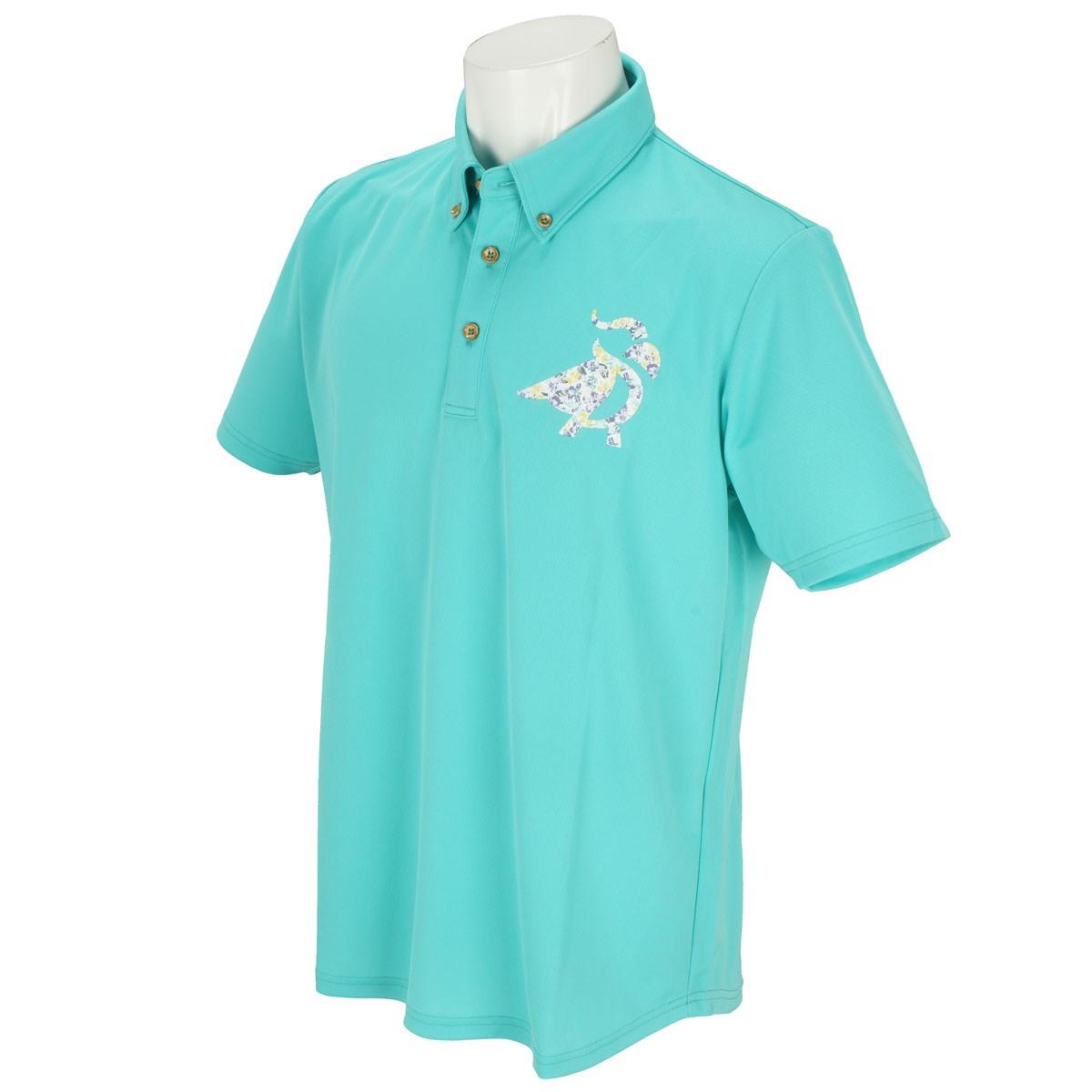 ブリヂストン PARADISO GDO限定 半袖ポロシャツ M グリーン