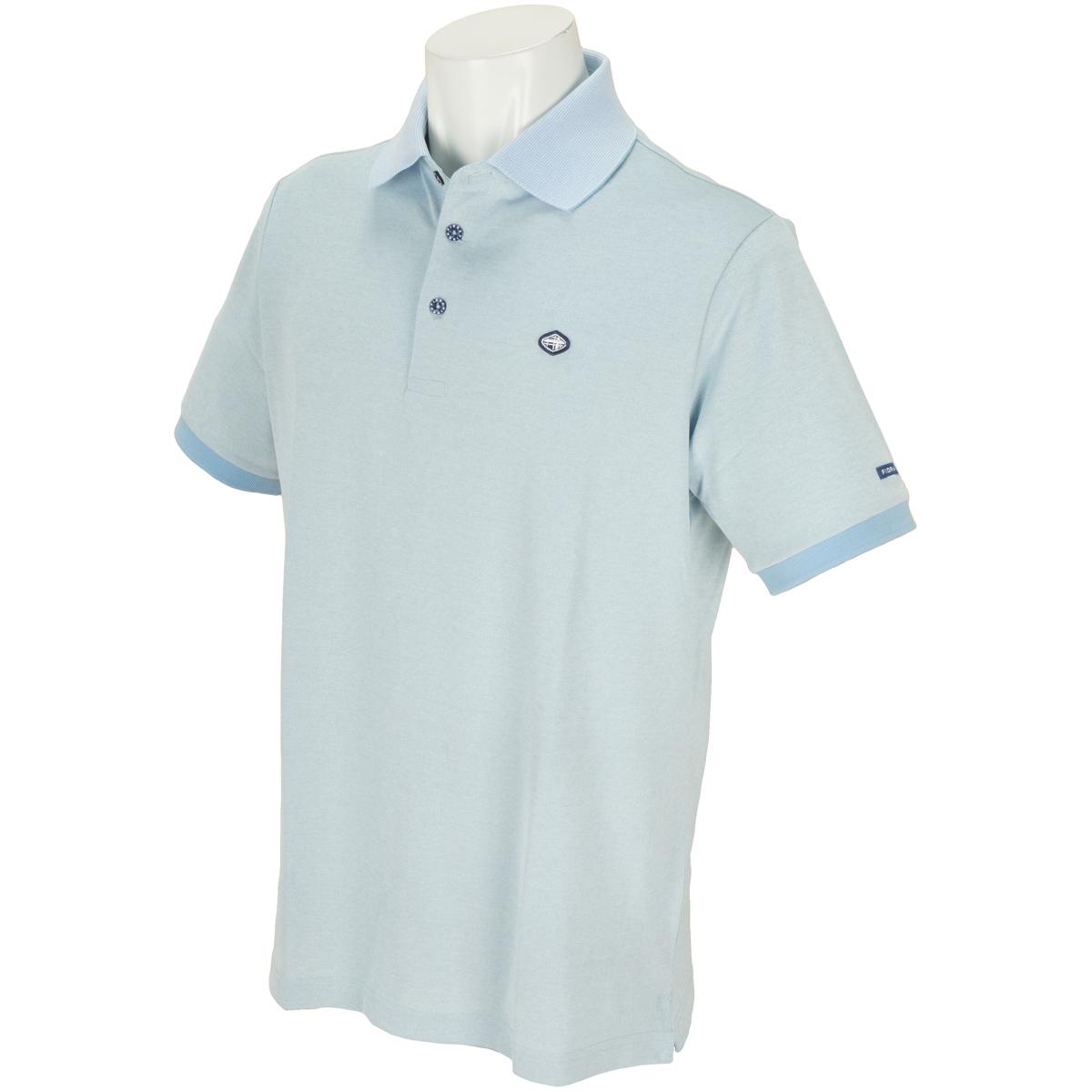 ベーシック半袖ポロシャツ