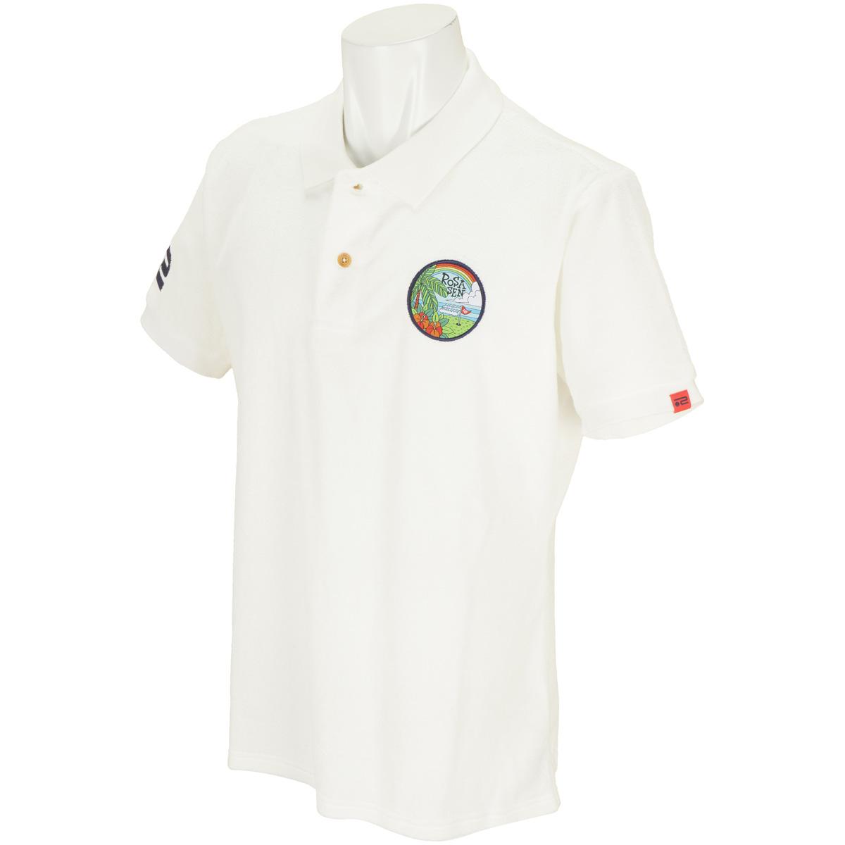 GDO限定 ルーズマンコラボ半袖ポロシャツ