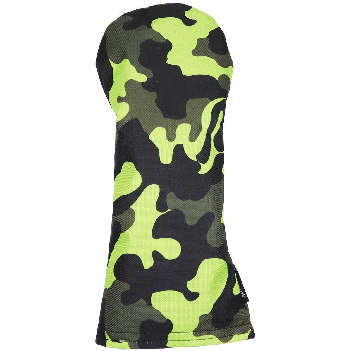 AZROF スタイルヘッドカバー DR用 アーバンカモグリーン