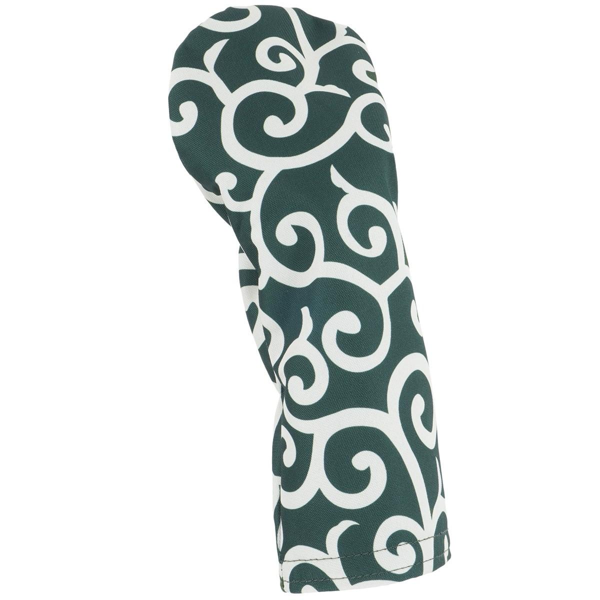 AZROF スタイルヘッドカバー DR用 カラクサグリーン