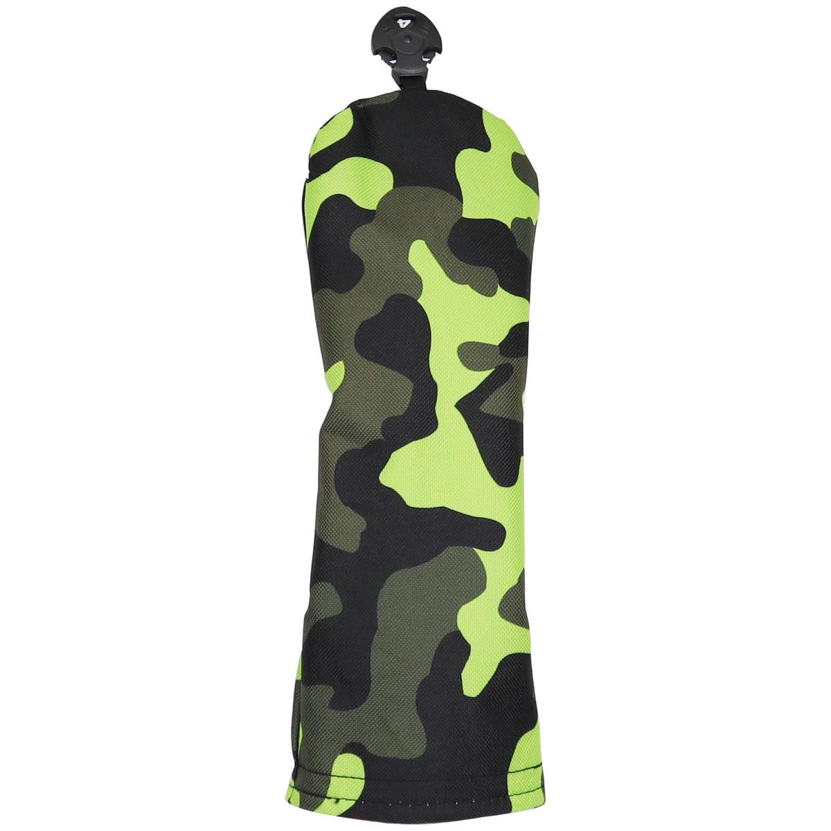 スタイルヘッドカバー FW用 アーバンカモグリーン
