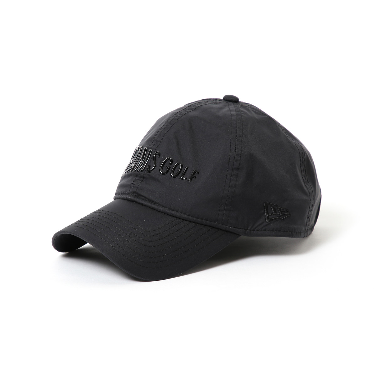 NEW ERA×BEAMS GOLF 別注 Water proof 9twenty キャップ