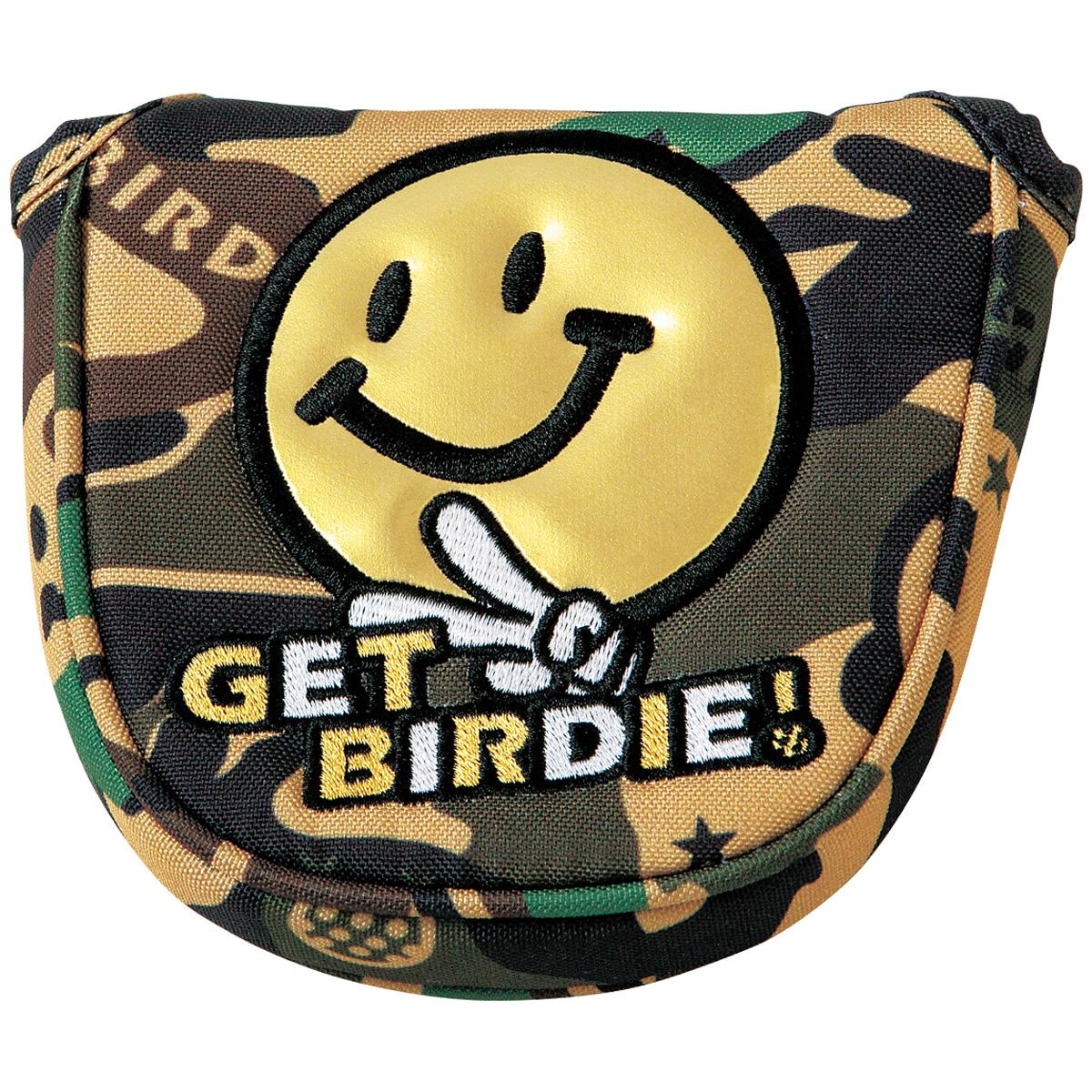 GET BIRDIE! CAMO パターカバー