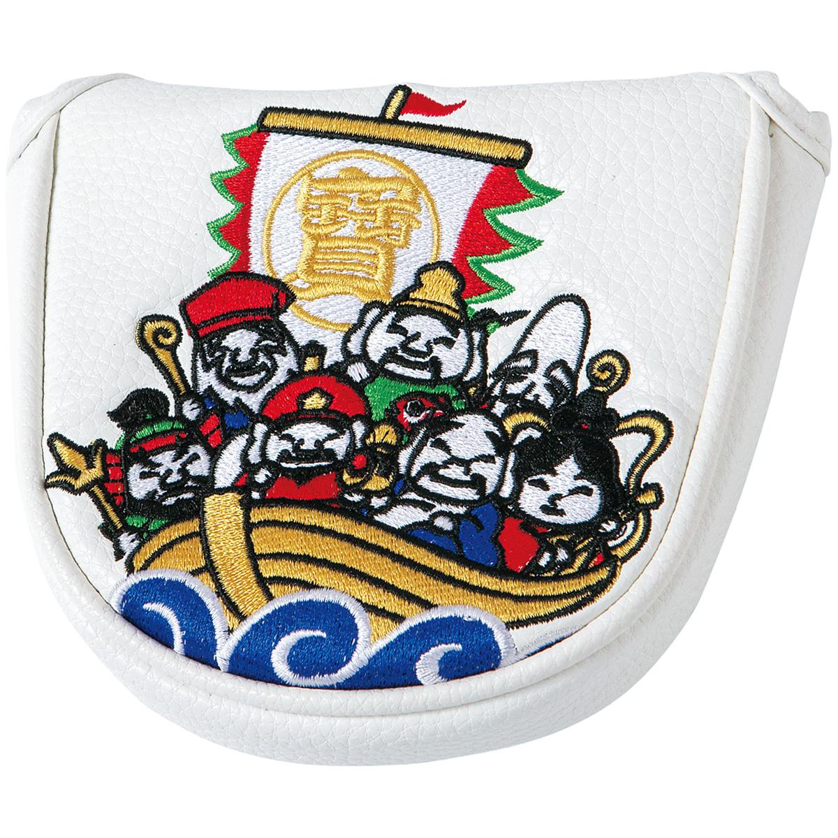七福神 SEVEN GODS パターカバー
