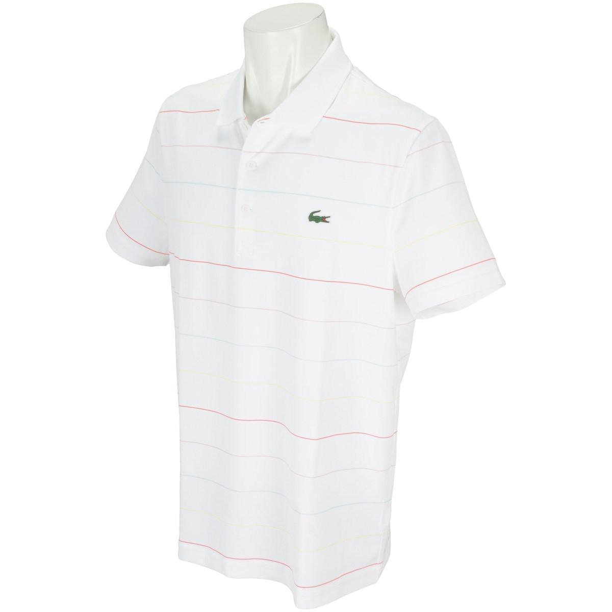 ラコステ ストレッチ クイックドライゴルフ半袖ポロシャツ