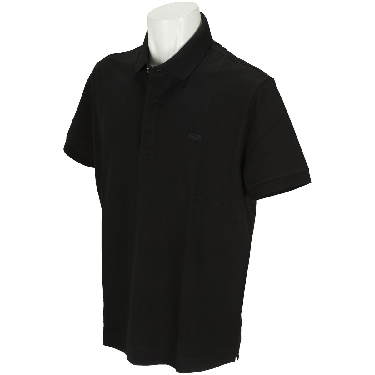レギュラーフィット ストレッチ 半袖パリポロシャツ