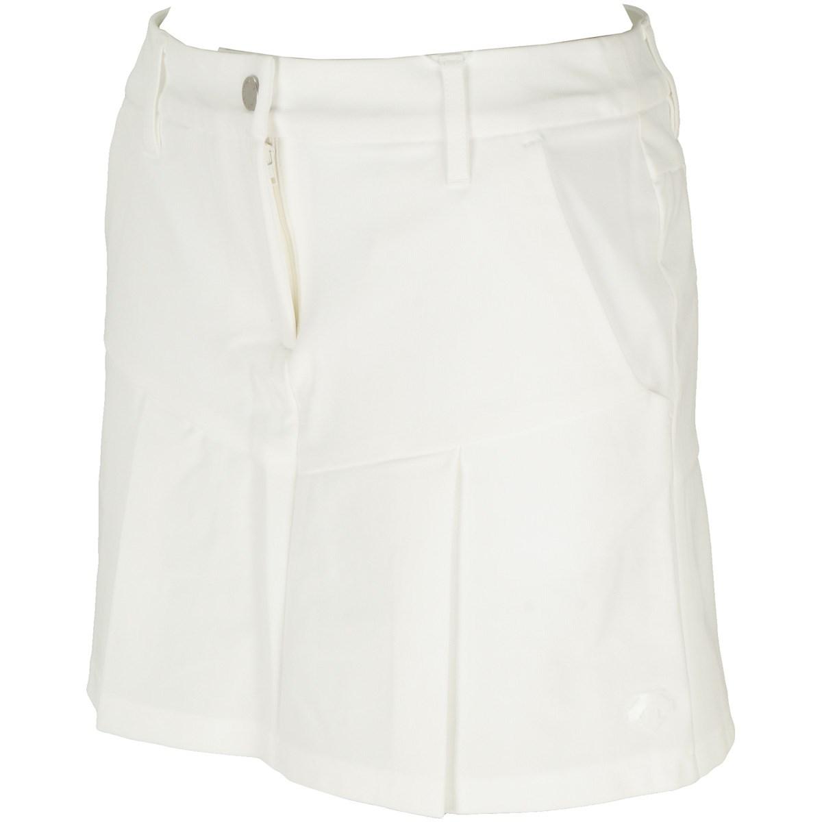 デサントゴルフ DESCENTE GOLF ストレッチ スカート 61 ホワイト