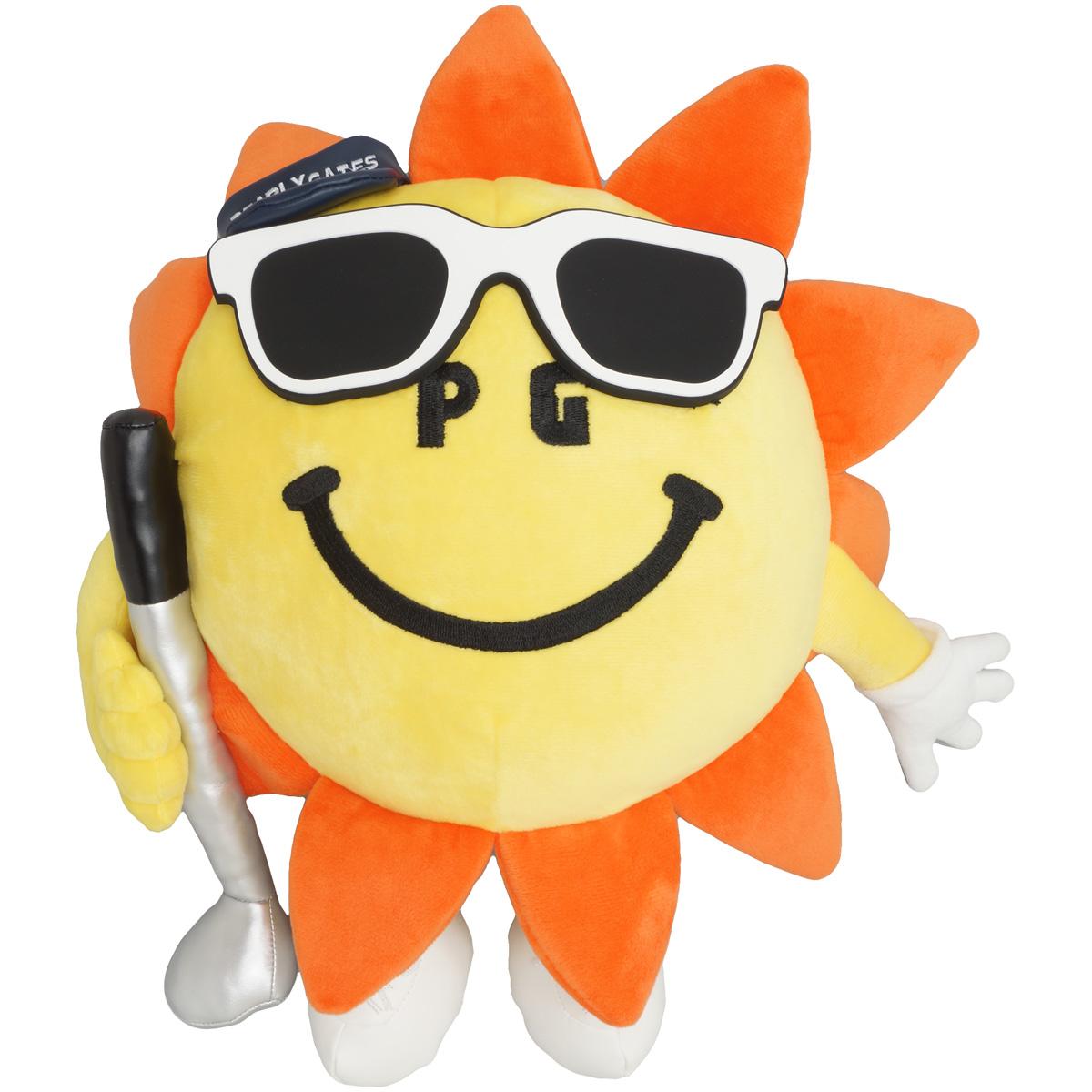 太陽ぬいぐるみヘッドカバー DR用