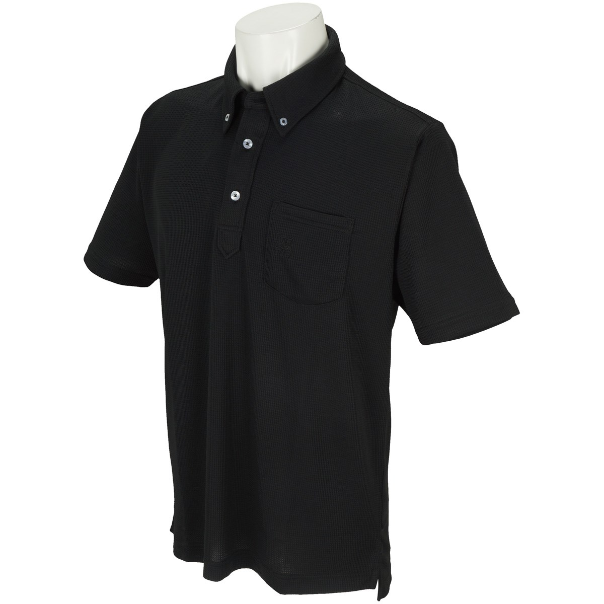 リンクス(Lynx) GDO限定 ボタンダウン半袖ポロシャツ