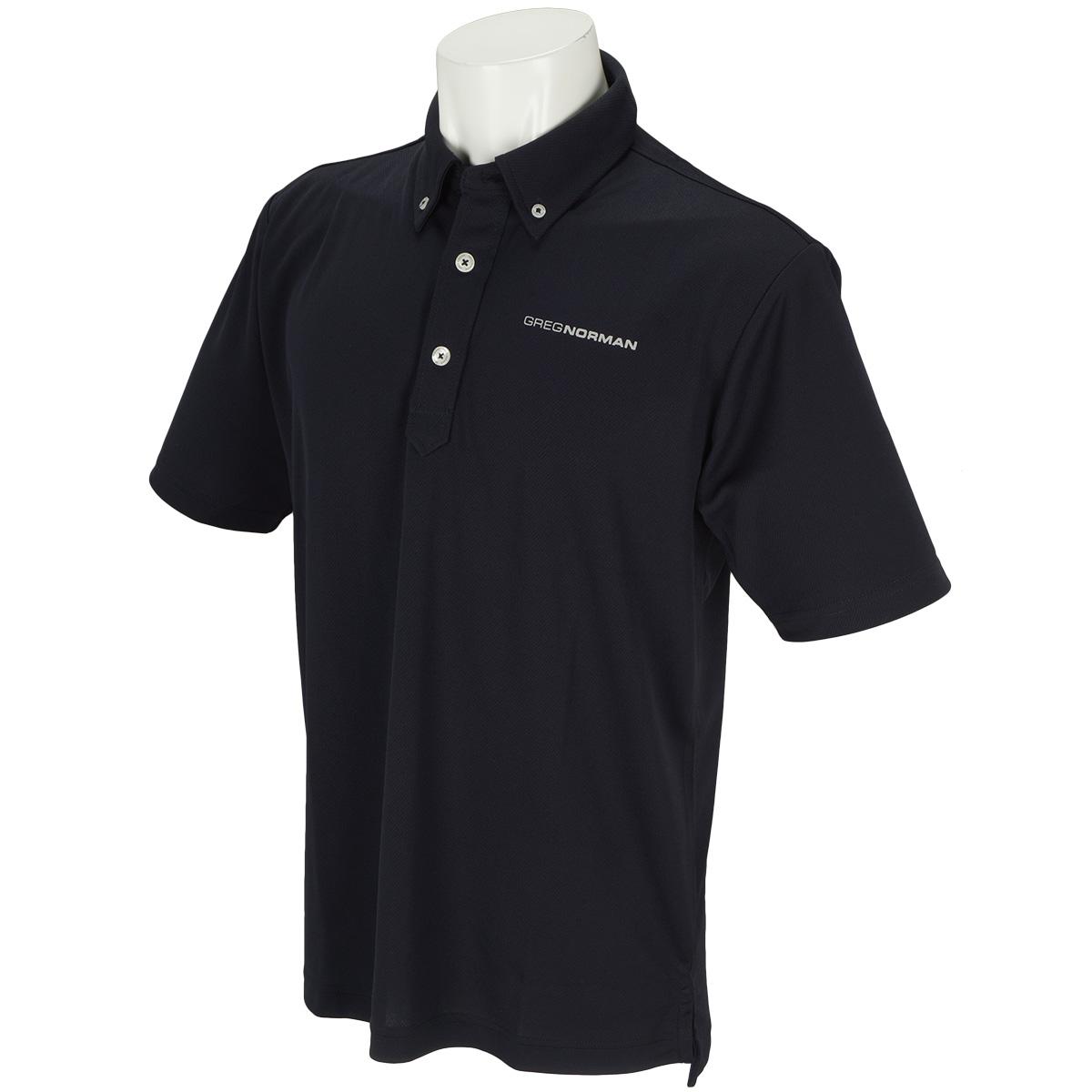 GDO限定 ボタンダウン半袖ポロシャツ